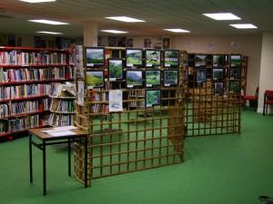 Ballincollig library, photo exhibition, November 2008