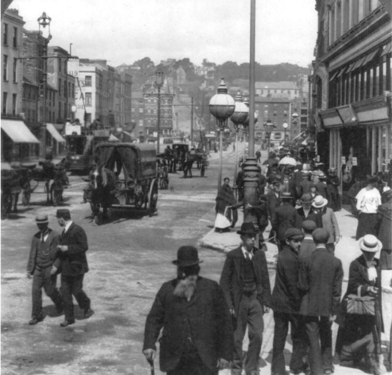 St Patrick's Street, Cork, c.1890