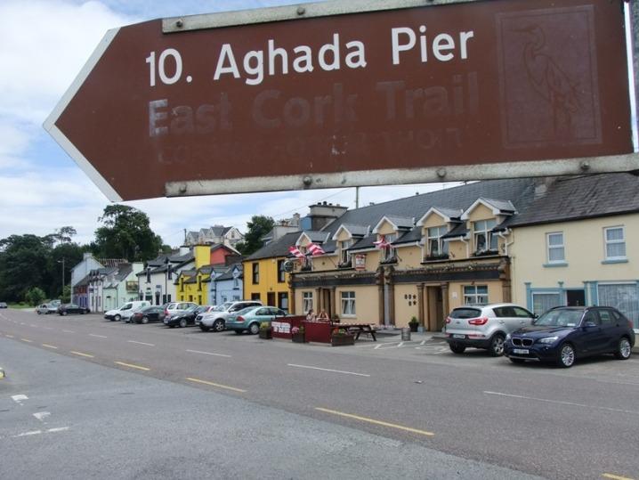 Aghada Pier