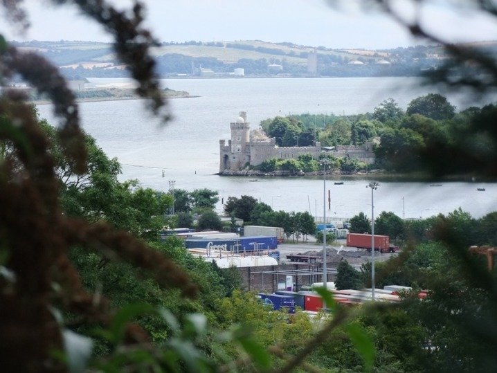 Blackrock Castle from Cork Harbour Through Time, 2014