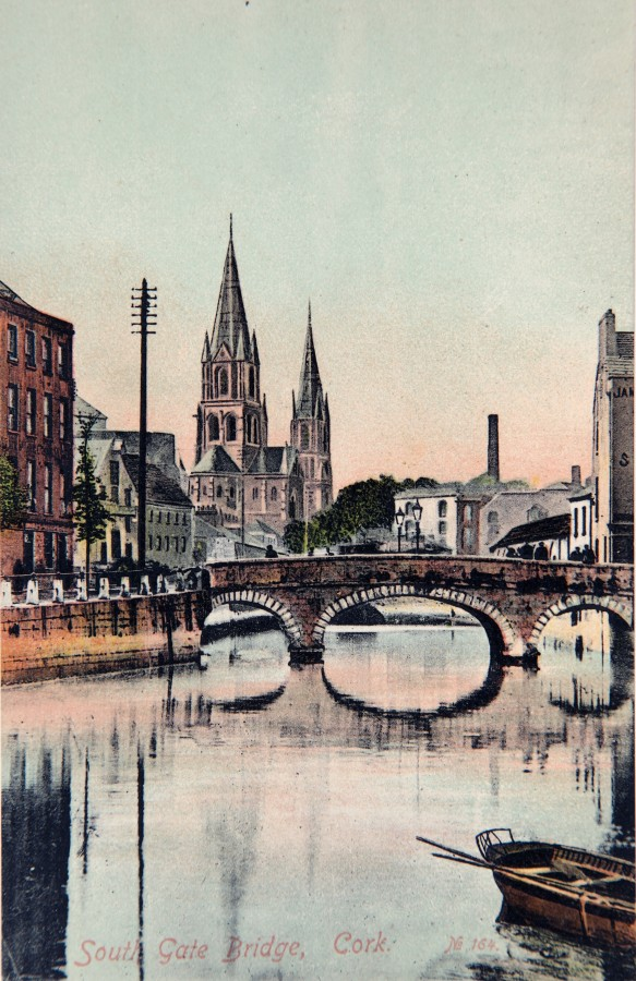 South Gate Bridge Cork, c.1900