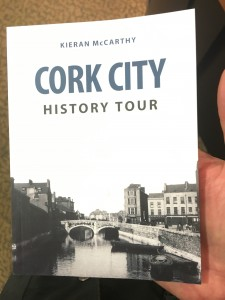 Front cover of Cork City History Tour by Kieran McCarthy