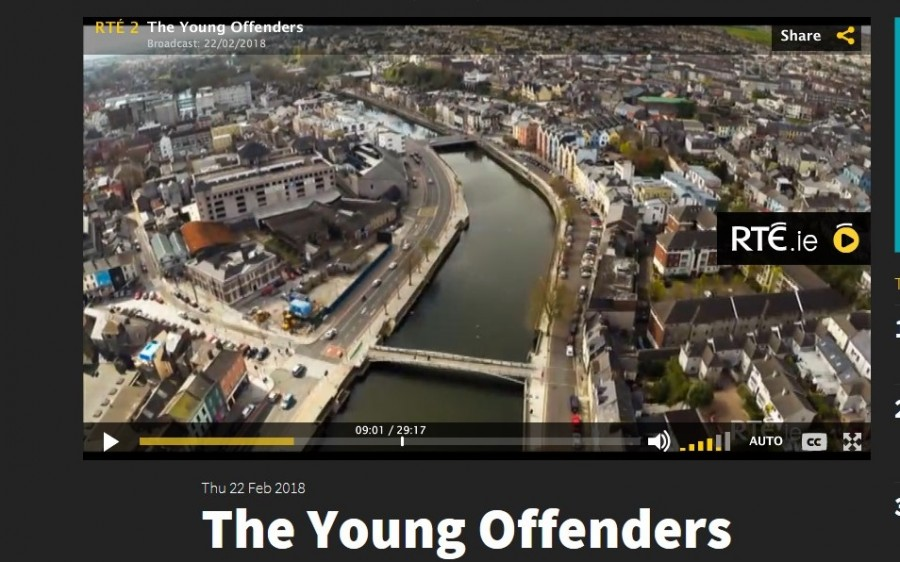 4. Kyrl's Quay, Young Offenders TV show, February 2018