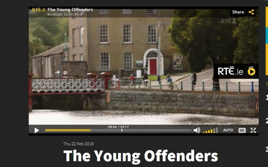 5. North Mall Distillery, Young Offenders TV show, February 2018