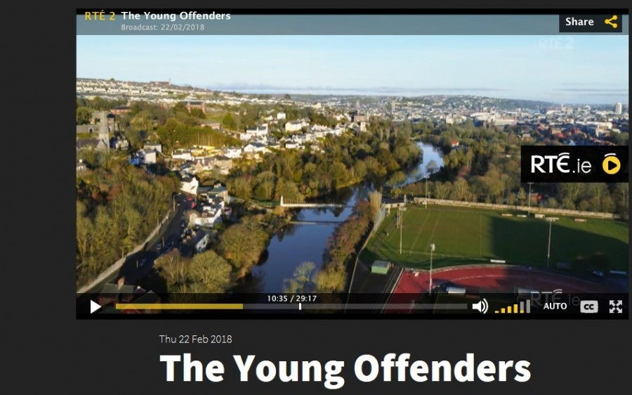 6. Sunday's Well, Young Offenders TV show, February 2018
