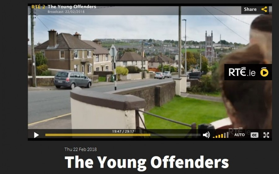 9. Gurranbraher, Young Offenders TV show, February 2018