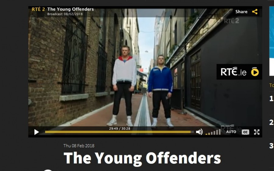 Introduction, Young Offenders TV Show 2018