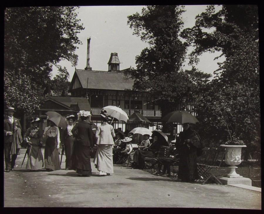 Cork International Exhibition, 1902-1903; source: Cork City Museum picture archive