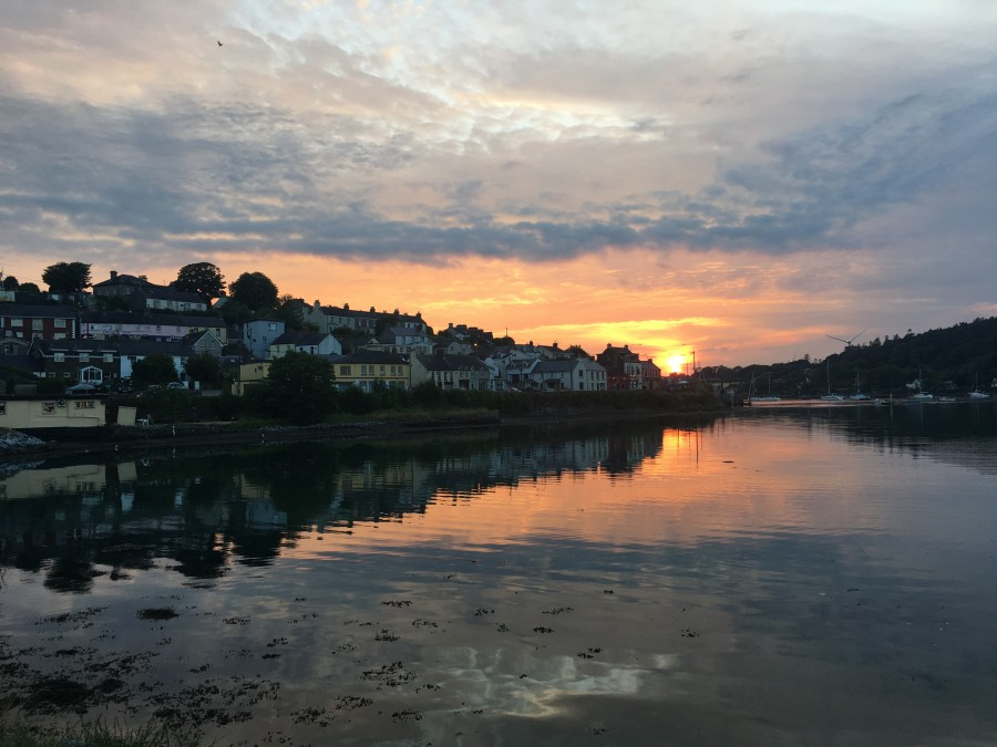 Crosshaven Sunset, Summer 2018