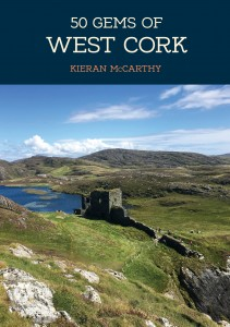 Front Cover of 50 Gems of West Cork by Kieran McCarthy