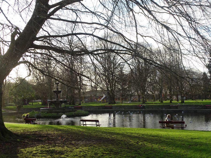 Fitzgerald's Park, Cork, January 2020 (picture: Kieran McCarthy)
