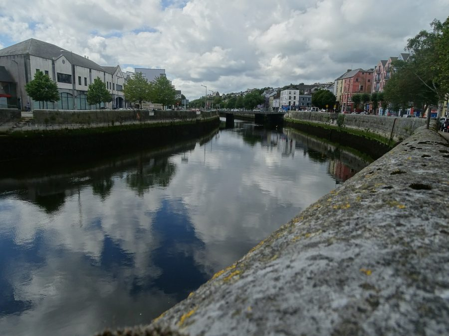 North Channel of the River Lee, Late August 2020 (picture: Kieran McCarthy)