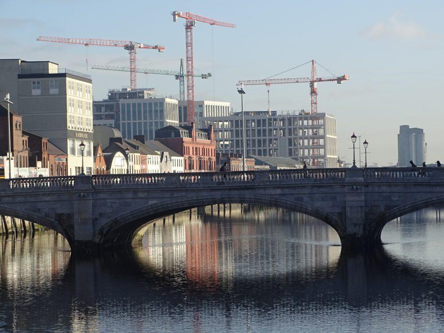 St Patrick's Bridge, Cork, 2020 (picture: Cllr Kieran McCarthy)