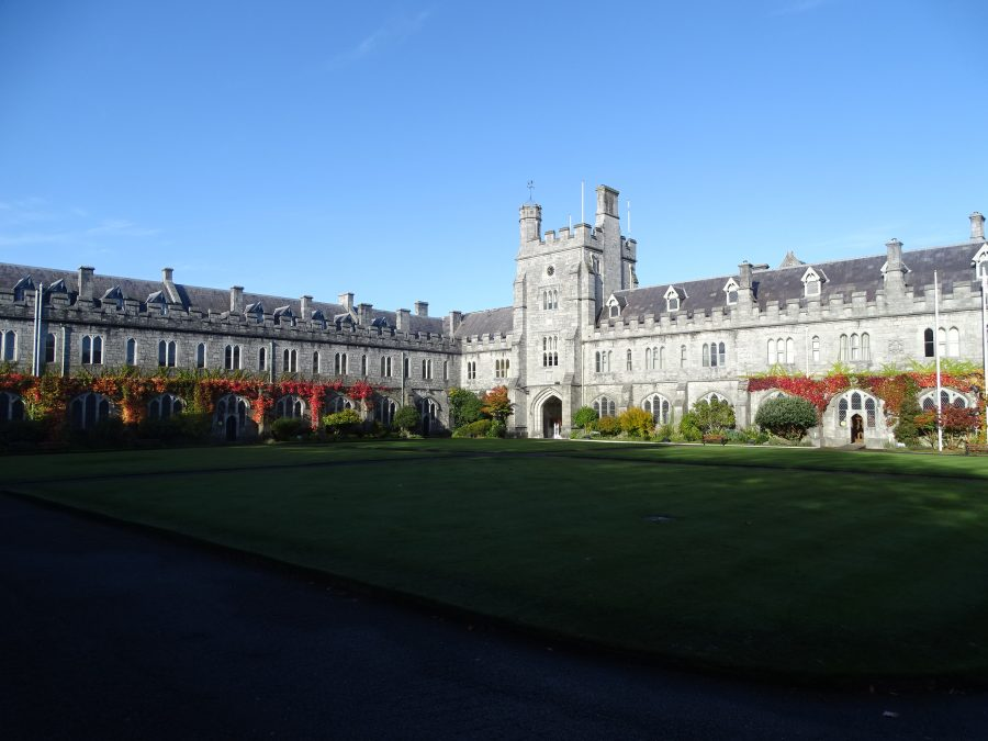 Grounds of University College Cork, Autumn, 2020 (Picture: Kieran McCarthy)