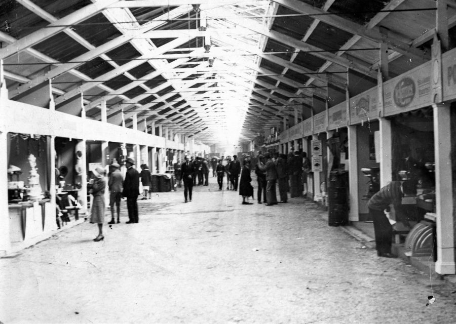 Cork Showgrounds, c.1931 (source: Munster Agricultural Society Archives)