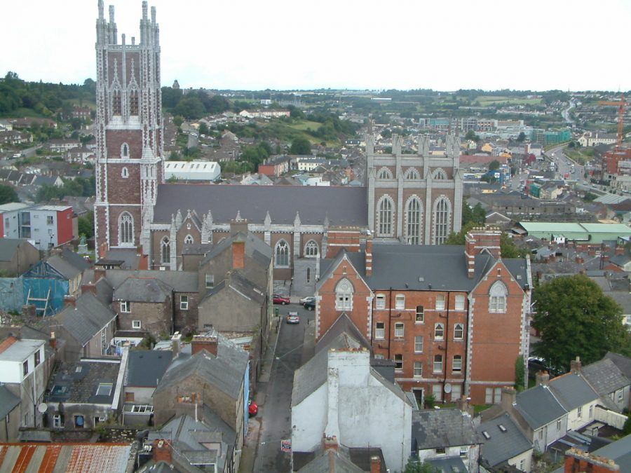 North Cathedral, Cork, present day (picture: Cllr Kieran McCarthy)