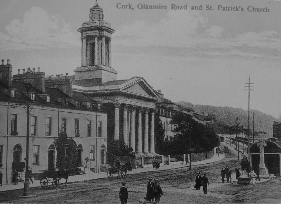 St Patrick's Church, c.1900 (source Kieran McCarthy collection)