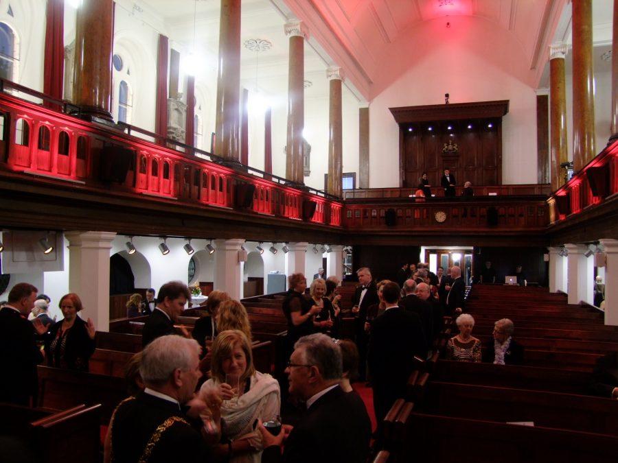 Interior of Christ Church, Cork present day (Cllr Kieran McCarthy)