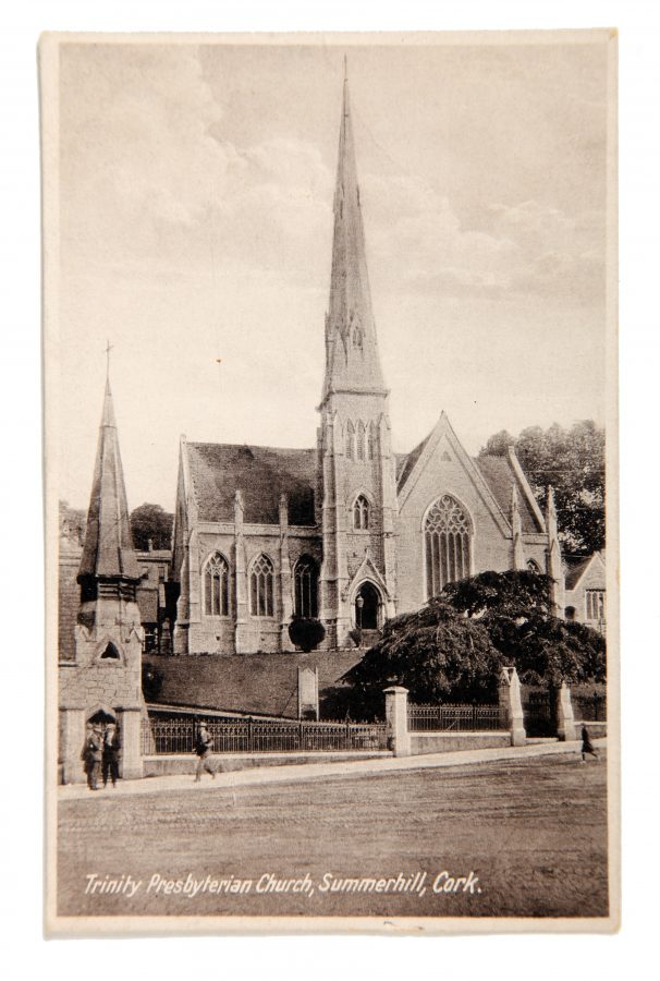 Trinity Presbyterian Church, c.1930  (picture: Kieran McCarthy collection)