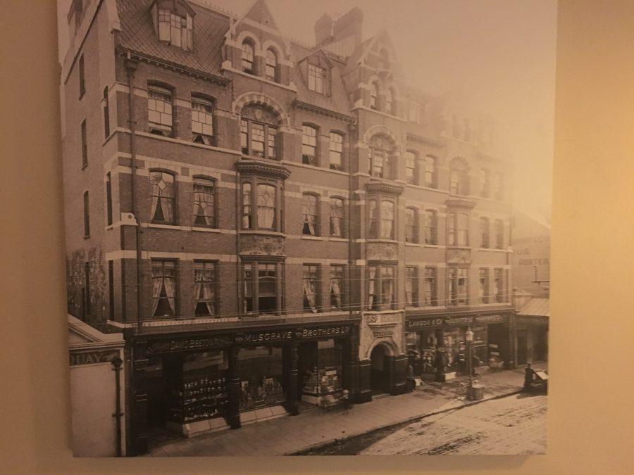 Metropole Hotel, c.1910 (source: Metropole Hotel, Cork)