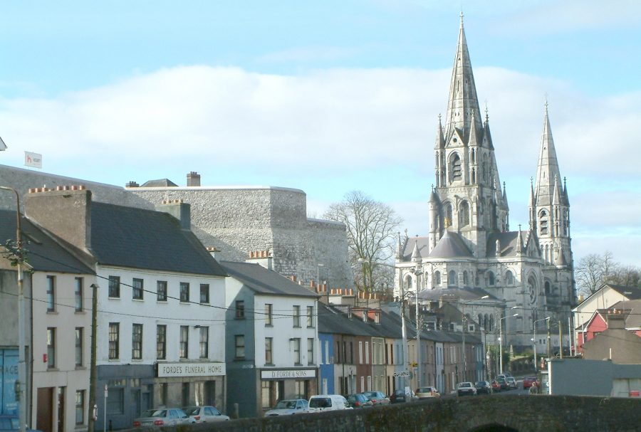 St Finbarre's Cathedral, present day (picture: Cllr Kieran McCarthy)