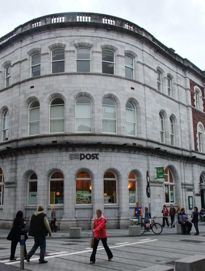 GPO, Cork, present day (picture: Cllr Kieran McCarthy)