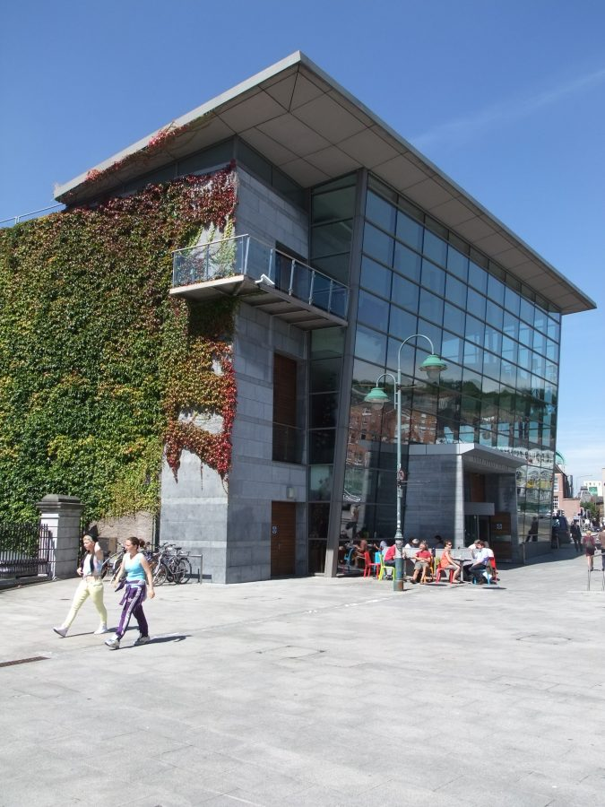 Cork  Opera House, present day (picture: Cllr Kieran McCarthy)