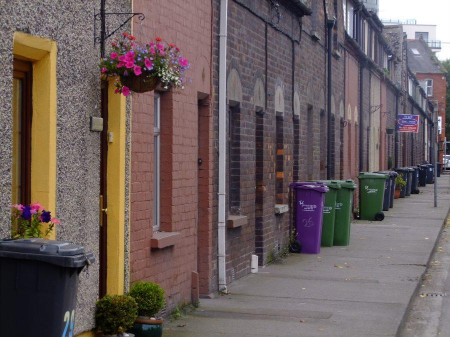Albert Road, present day (picture: Kieran McCarthy)