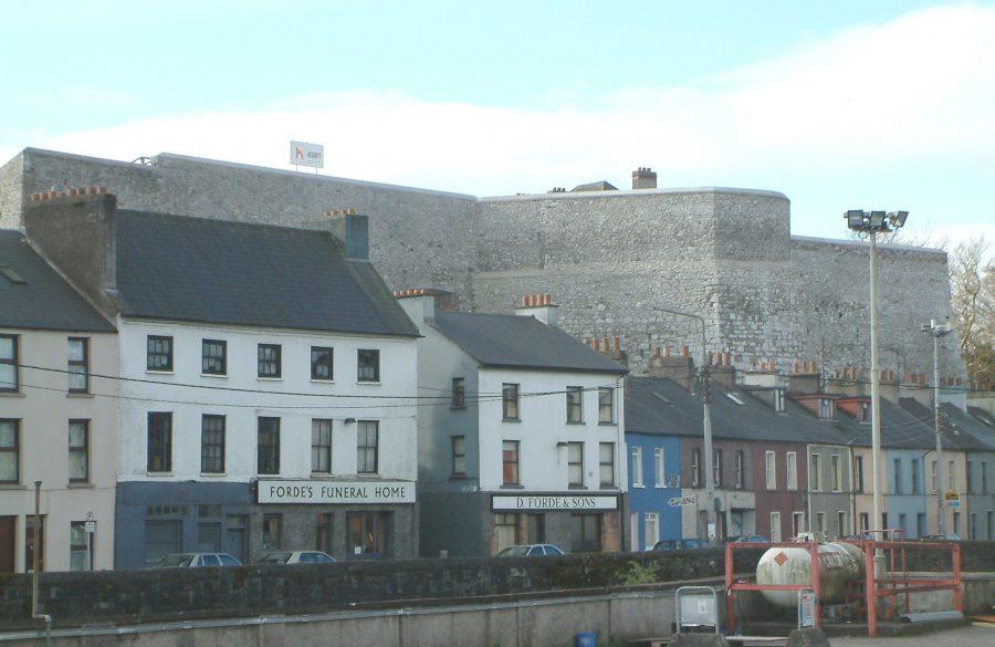 Elizabeth Fort, Cork, present day (picture: Cllr Kieran McCarthy)