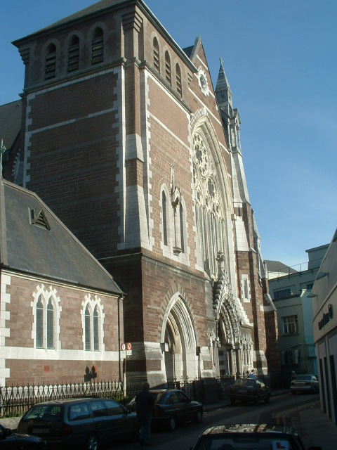 SS Peter's and Paul's Church, Cork, present day (picture: Cllr Kieran McCarthy)