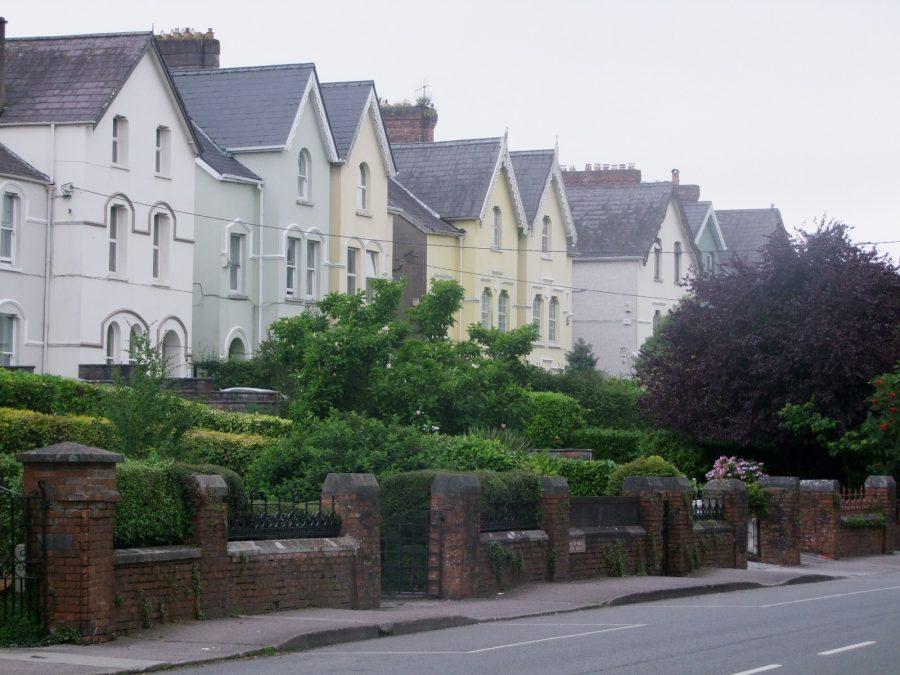Victoria Road, Cork, present day (source: Kieran McCarthy)