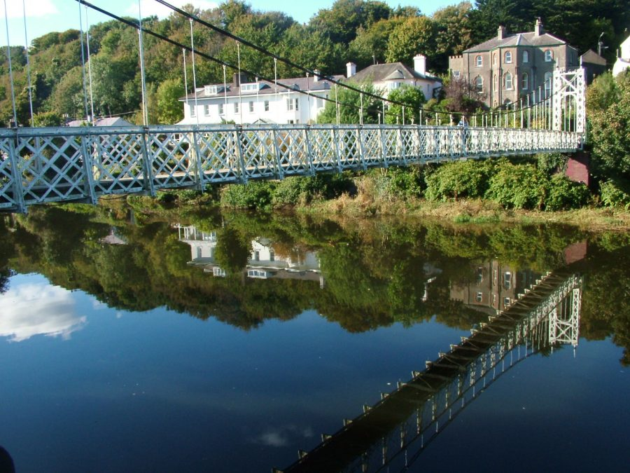 Daly's Bridge, Cork, present day (picture: Kieran McCarthy)