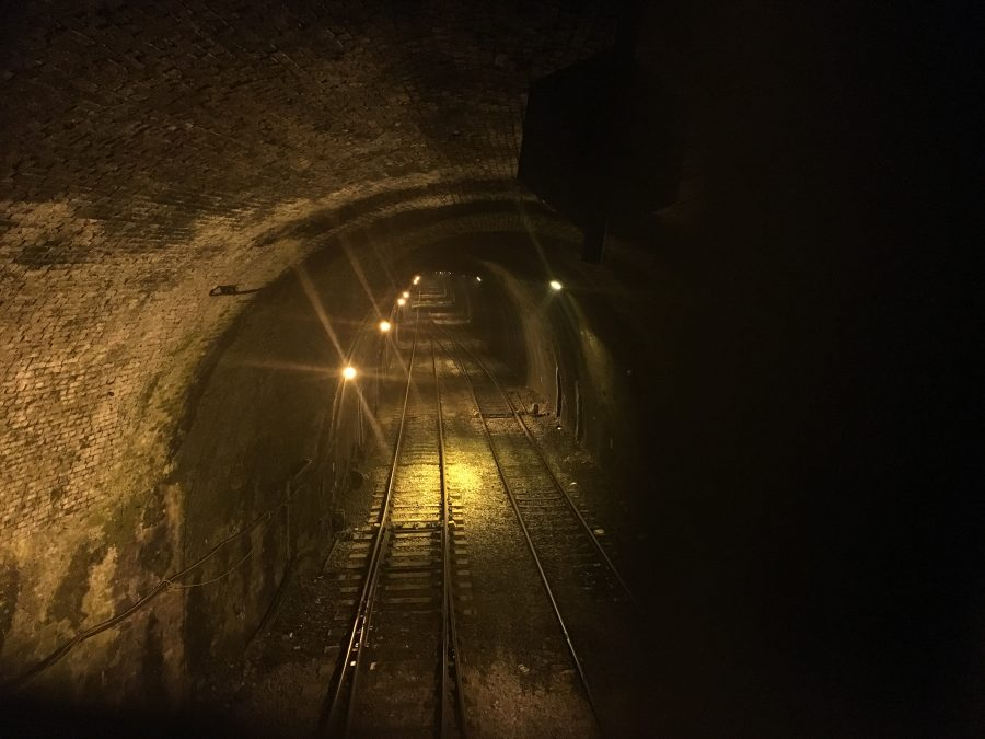 Tunnel, Kent Station (picture: Kieran McCarthy)