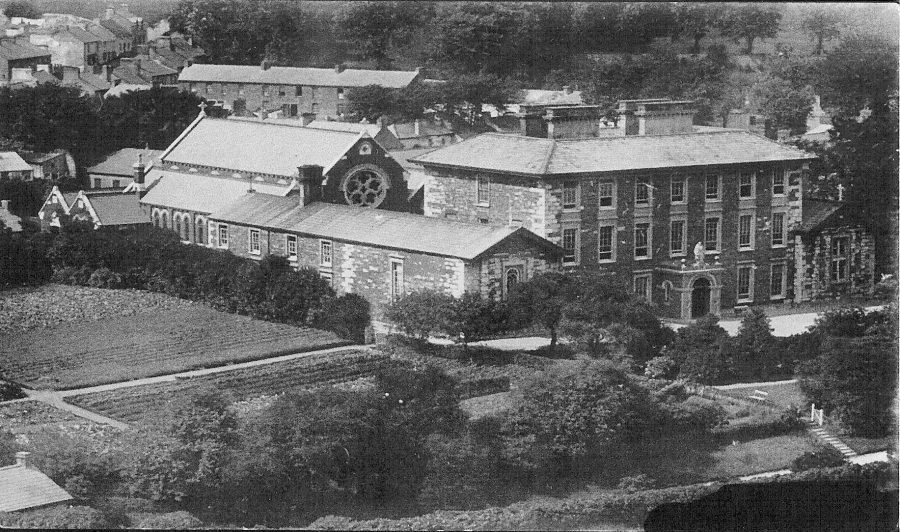 St Vincent's Convent, early twentieth century (source: Cork City Library)