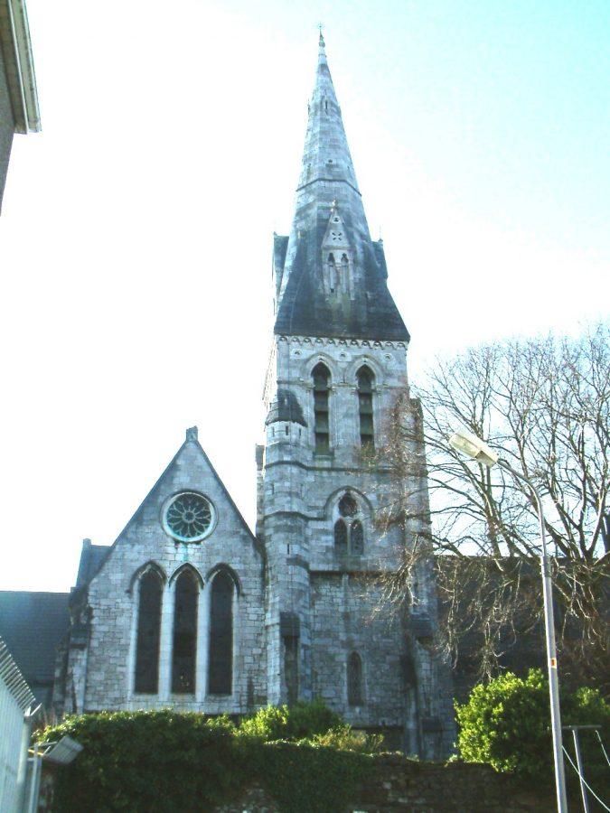 St Nicholas Church, Cork, present day (picture: Cllr Kieran McCarthy)