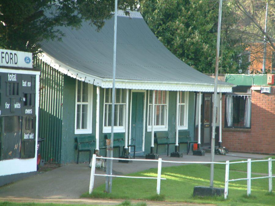 Cork Cricket Club, present day (picture: Kieran McCarthy)
