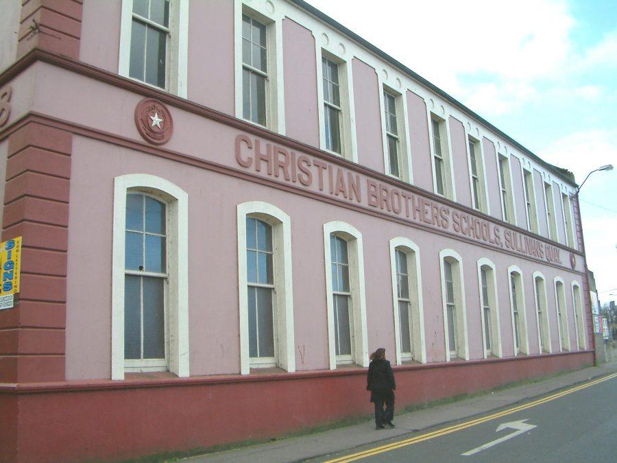 Christian Brothers' Schools, Sullivan's Quay, 2003 (picture: Cllr Kieran McCarthy)