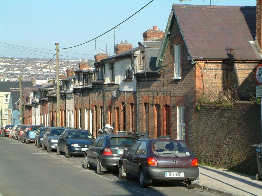Evergreen Buildings, Cork, present day (Cllr Kieran McCarthy)