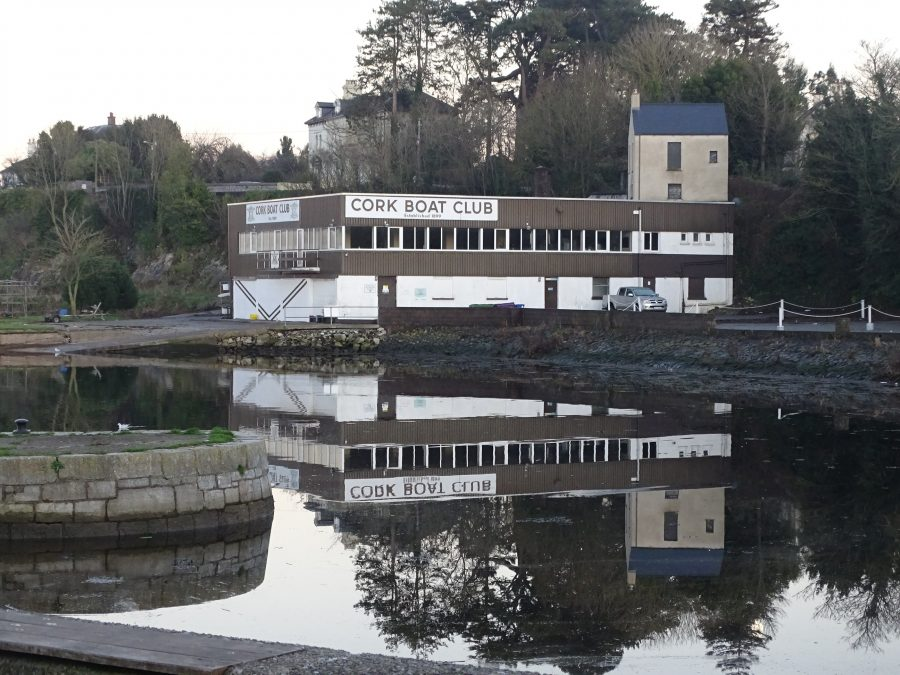 Cork Boat Club, present day (picture: Kieran McCarthy)