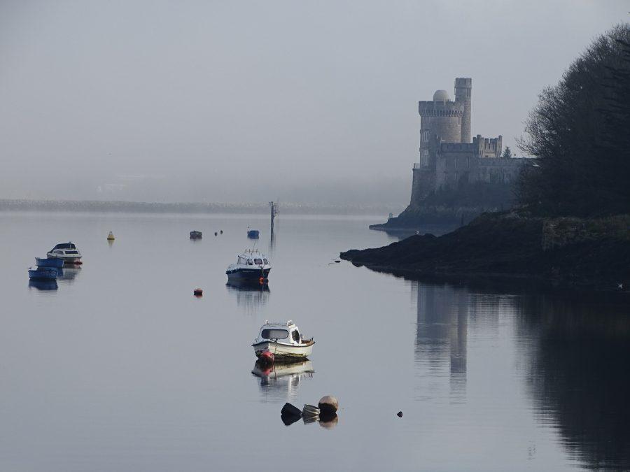 Blackrock Castle, Cork, late November 2020 (picture: Kieran McCarthy)