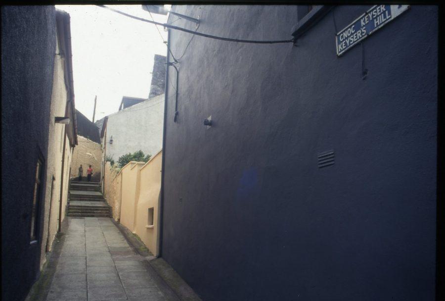 Keyser's Hill, Cork, present day (picture: Cllr Kieran McCarthy)