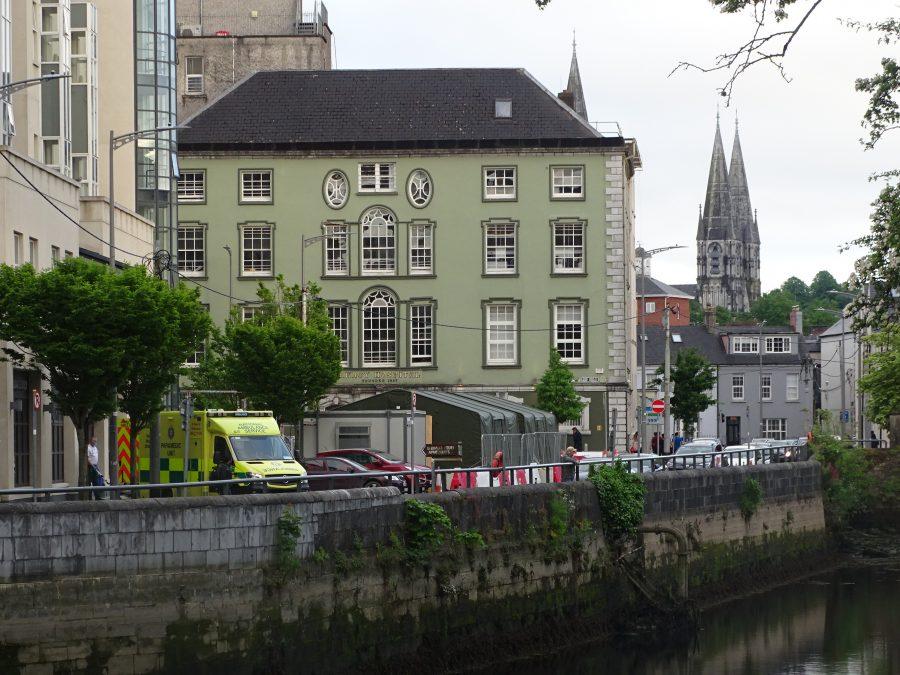 Mercy Hospital, present day (picture: Kieran McCarthy)