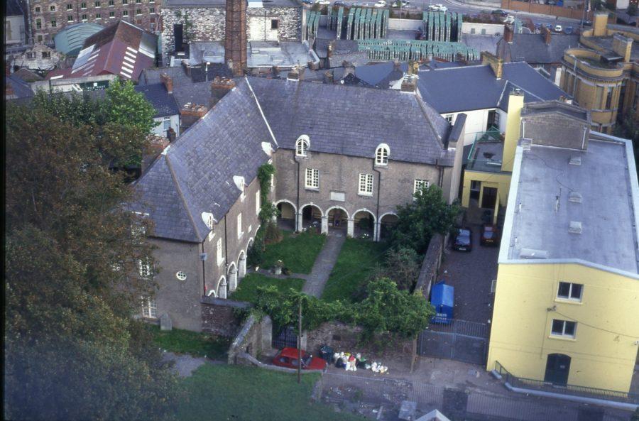 Skiddy's Almshouse, present day (picture: Cllr Kieran McCarthy)