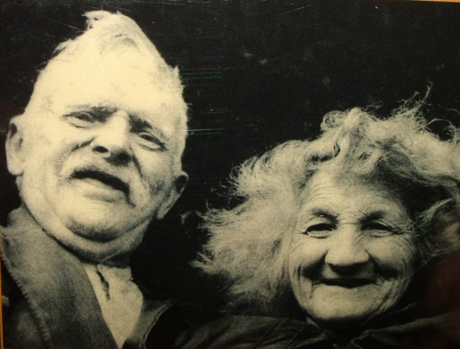 Tim and Ansty Buckley (source: Cork City Library)