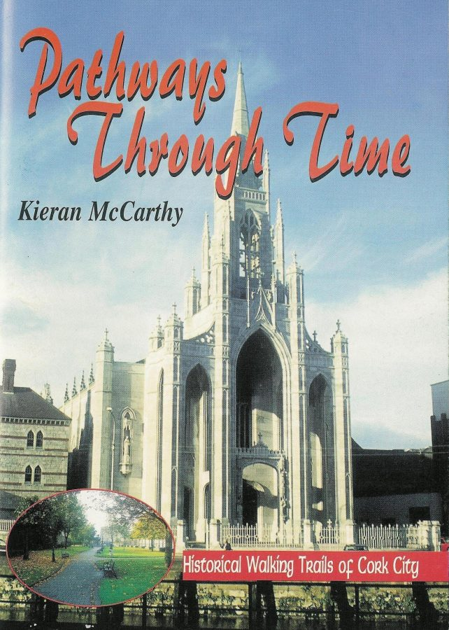 Front cover of Pathways Through Time by Kieran McCarthy
