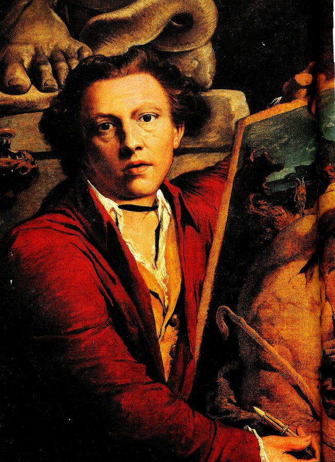 Portrait of James Barry (source: Cork City Library)