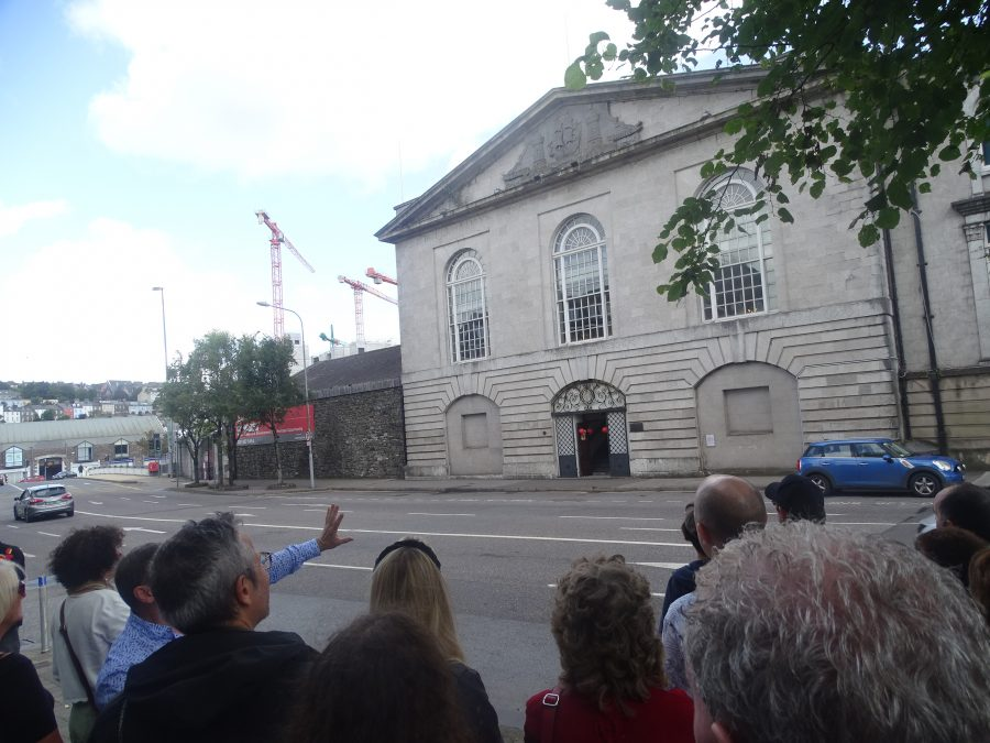 Port of Cork building, present day (picture: Kieran McCarthy)