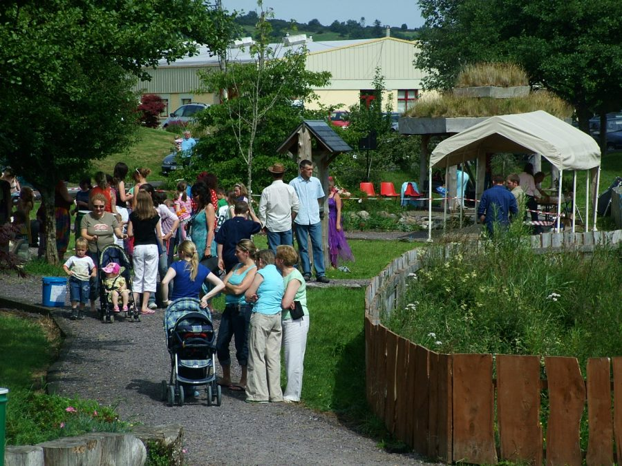 Casadh na Spride Park, Ballingeary (picture: Kieran McCarthy)