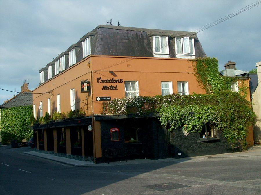 Creedon's Hotel, Inchigeela, Co. Cork (picture: Kieran McCarthy)