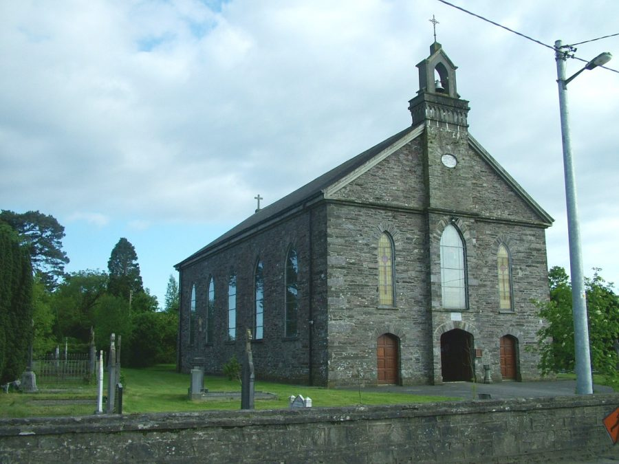 Church of St Finbarr and Holy Angels, present day (picture: Kieran McCarthy)